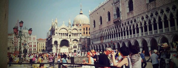 Piazza San Marco is one of Italy.