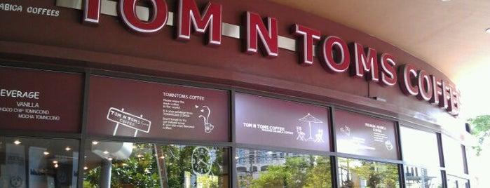 TOM N TOMS is one of Lugares favoritos de SV.