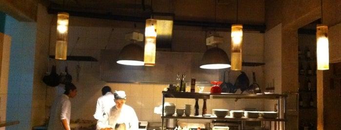 Enobra is one of Restaurantes visitados.