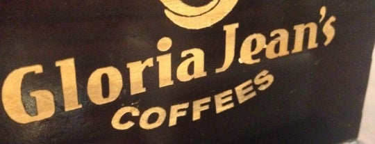Gloria Jean's Coffee is one of Favorites in Egypt.
