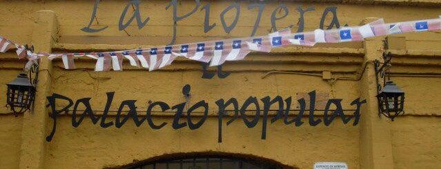 La Piojera is one of Chile.