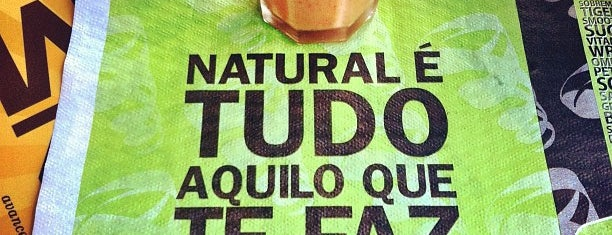DNA Natural is one of Locais curtidos por Marcio.