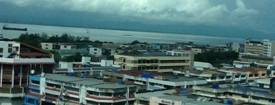 Bandar Tawau is one of Orte, die ♭Ξ ℳ♭Ξ Ƙ gefallen.