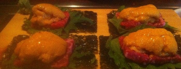 Takashi is one of New York's Best Asian Restaurants - 2012.