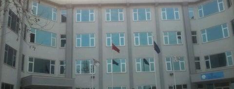 Özel Seymen Koleji is one of Tempat yang Disukai Demet.