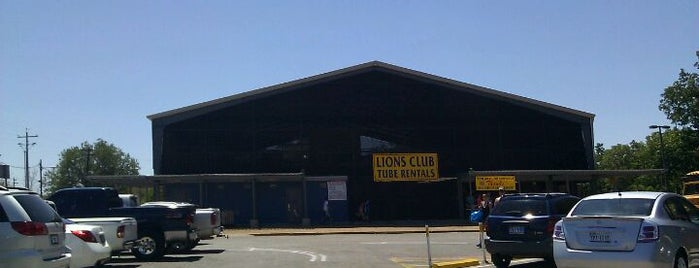 SM Lion's Club Tube Rental is one of Texas / USA.