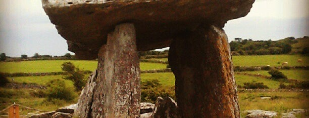 Poulnabrone Dolmen is one of Landmarks, Historical Sites, Parks and Museums.