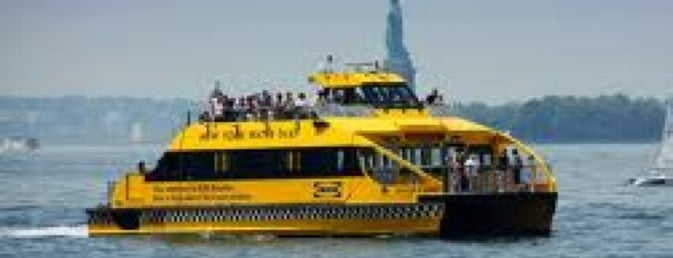 New York Water Taxi - Pier 84, West 44th Street is one of Hell's Kitchen.