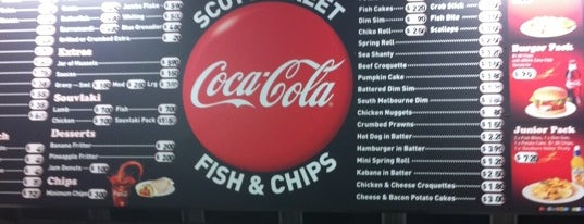 Scott Street Fish And Chips is one of Fiona 님이 좋아한 장소.