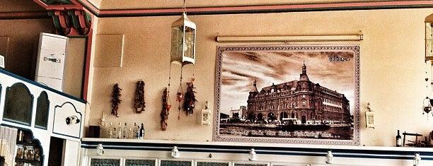 Gar Restaurant - Mythos is one of İstanbul Meyhaneleri.