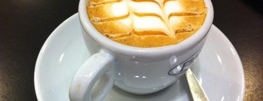 Fran's Café is one of Coffee & Tea.