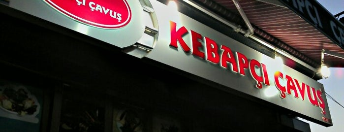 Kebapçı Çavuş is one of Kebap Ocakbasi.
