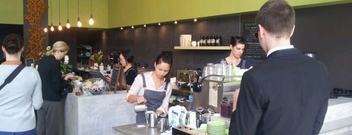 Bench Espresso is one of Perth coffee shops guide.