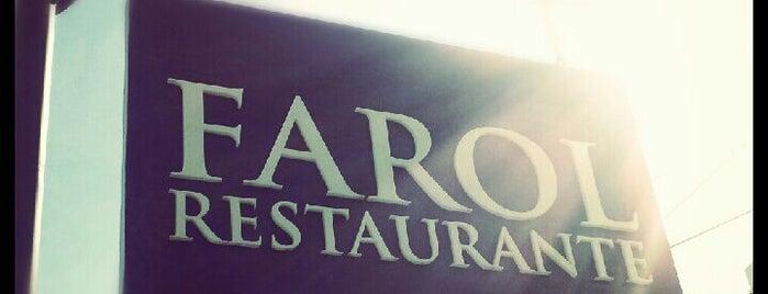 Farol Restaurante is one of Locais curtidos por Rodrigo.