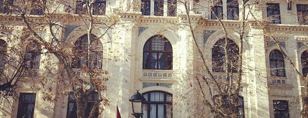 Tapu Kadastro İstanbul Bölge Müdürlüğü is one of Lugares favoritos de Özge.