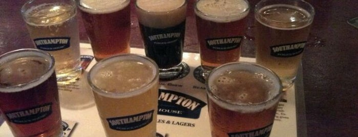 Southampton Publick House is one of Best US Breweries--Brewery Bucket List.