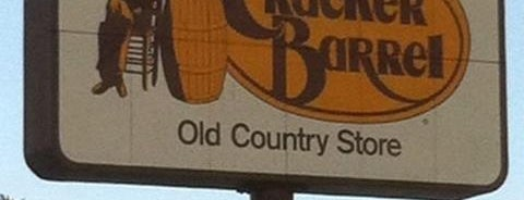 Cracker Barrel Old Country Store is one of Kingman AZ.