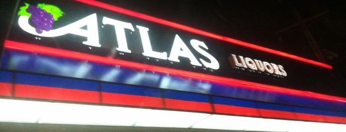 Atlas Liquors is one of Tempat yang Disukai Nicole.