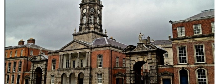Dublin Castle is one of Orte, die Can gefallen.