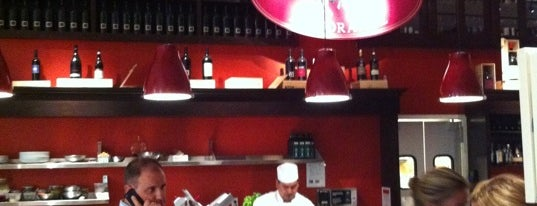 Manzo at Eataly is one of Fav - US.