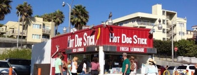 Hot Dog on a Stick is one of los angeles picks and things.