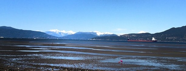 Spanish Banks is one of Canada.