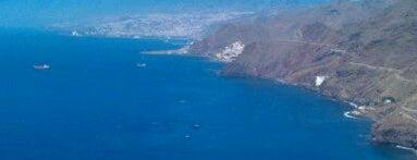 El Semáforo is one of Islas Canarias: Tenerife.