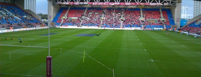 DW Stadium is one of Part 1~International Sporting Venues....