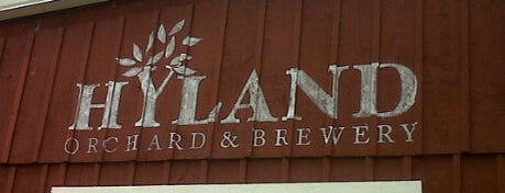 Hyland Orchard Brewing is one of Best Breweries in the World.