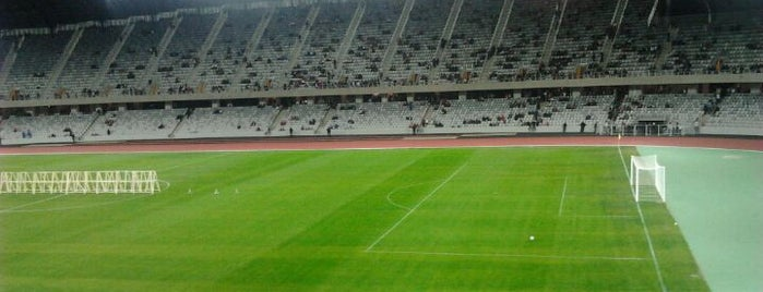 Cluj Arena is one of Part 1~International Sporting Venues....