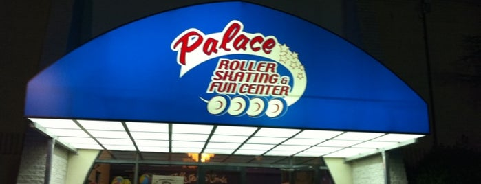 Palace Roller Skating Rink is one of Skating.