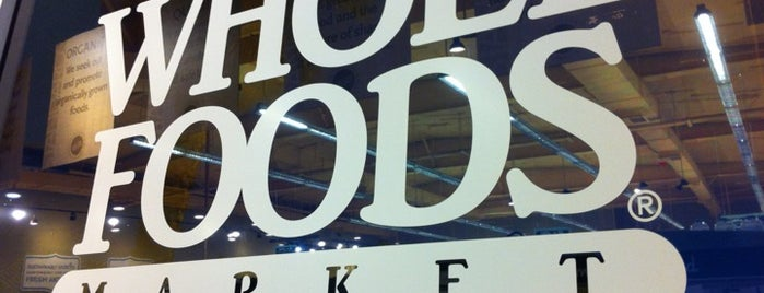 Whole Foods Market is one of LAX.