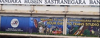 Husein Sastranegara International Airport (BDO) is one of Bandung Tourism: Parijs Van Java.