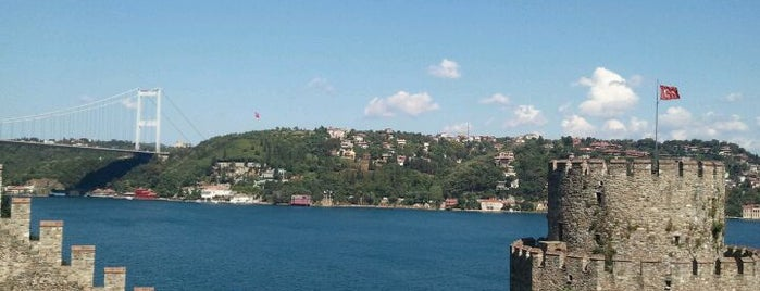 Rumeli Hisarı is one of Istanbul Tourist Attractions by GB.