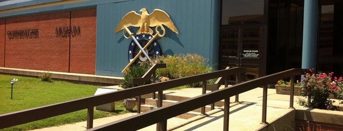 U.S. Army Quartermasters Museum is one of Virginia.