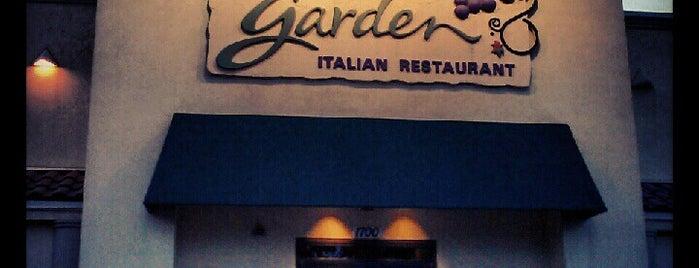 Olive Garden is one of Orte, die Cel gefallen.