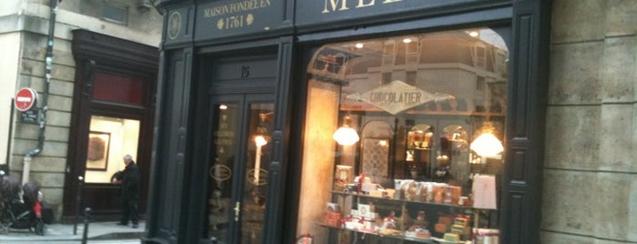 Méert is one of Paris Bucket List.