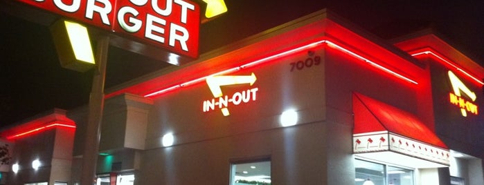 In-N-Out Burger is one of Essential Los Angeles.