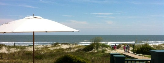 Kiawah Beach Club is one of Charleston, South Carolina.