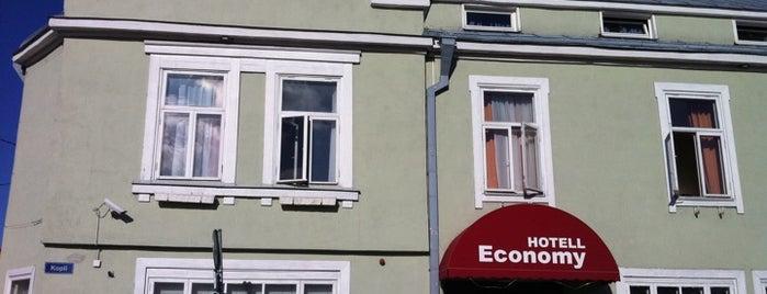Economy Hotell is one of Estonia.