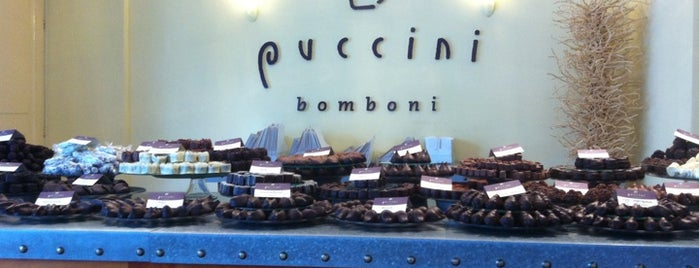 Puccini Bomboni is one of The Dog's Bollocks' Going Dutch (Amsterdam).
