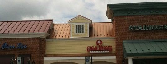 Cold Stone Creamery is one of Posti che sono piaciuti a C.