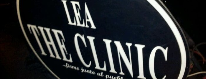 The Clinic is one of Santiago no es Gris!.