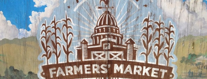 Austin Farmers Market is one of Austin to-dos.