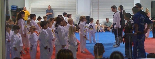 National Taekwondo Academy is one of Lieux qui ont plu à Scott.