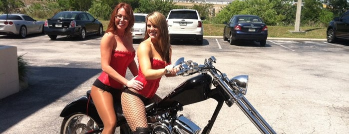 Rachel's Men's Club Orlando is one of Gotta Check Out.