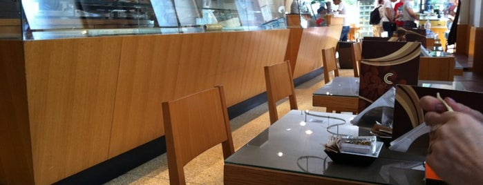 Caffe' Carducci is one of Tempat yang Disimpan Micaela.