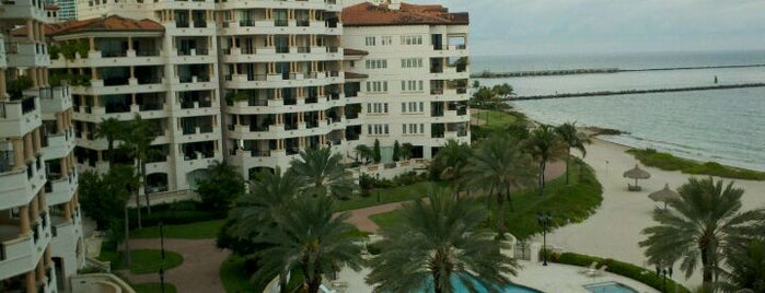 Fisher Island is one of Interesting....