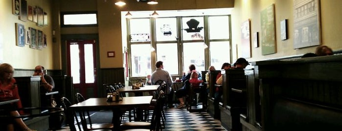 Square Pizza is one of KC Restaurants.