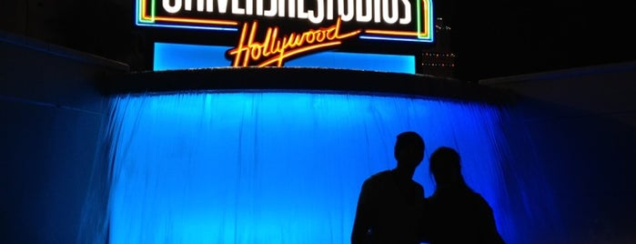 Universal Studios Hollywood is one of LA List.
